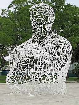 Body of Knowledge, 2010 from Jaume Plensa