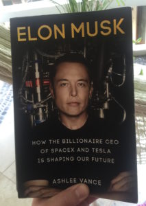 Elon Musk book which contains lessons for designing better products