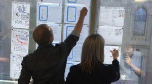 Voting on design sprint concepts