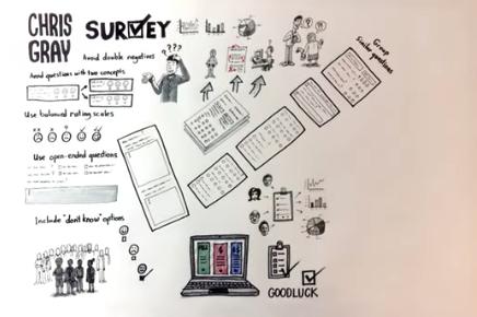 Sketch of surveys